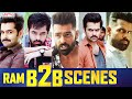 Ram Hindi Dubbed Movie Scenes Mashup 2021 | Latest Hindi Dubbed Movie | Aditya Movies