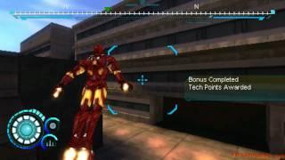 Game | Iron Man 2 The Video | Iron Man 2 The Video