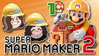 Mario Maker 2 - 1 - Boss Ross Level Imposs!
