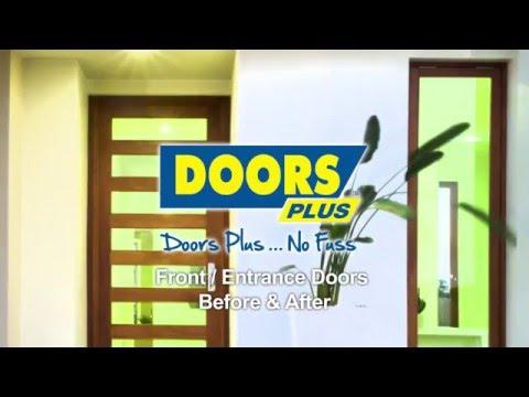 doors plus door store
