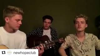 Sorry by Justin Bieber (cover by NHC)