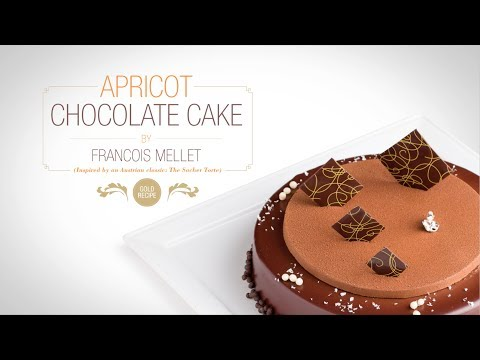 Apricot Chocolate Cake - Qzina