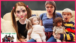 The DollMaker Rewind Compilation / That YouTub3 Family I Family Channel