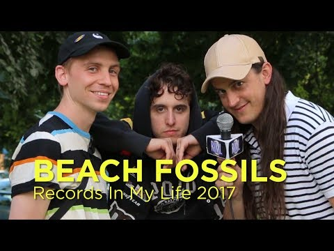 Beach Fossils - Records In My Life
