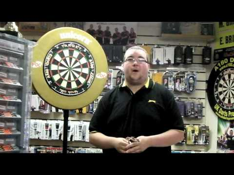 New 2012 A180 Darts Stand Demonstration