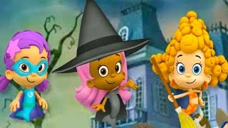 Molly Games Halloween Bubble Guppies Full GAME Nick Jr. #BRODIGAMES