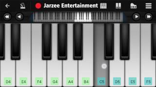 Tum Hi Ho SLOW VERSION - Easy Mobile Perfect Piano Tutorial