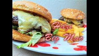 Főzzünk együtt! - Házi Big Mac