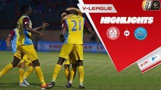 Đội đầu bảng TP. HCM nhận thất bại ở phút cuối cùng trước Sanna Khánh Hòa BVN   VPF Media