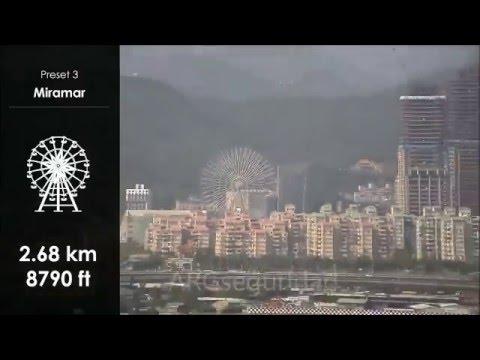 Domo Dynacolor 3Mpx, 30x Zoom Optico Vigilancia Urbana
