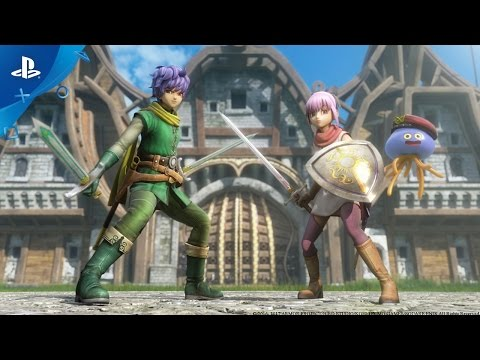 DRAGON QUEST HEROES II™ Video Screenshot 1