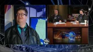 The Artie Lange Show - Bocchetti Does The Weather (Jan. 17)