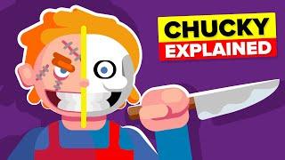 Chucky the Killer Doll - Explained (Child's Play Movie)