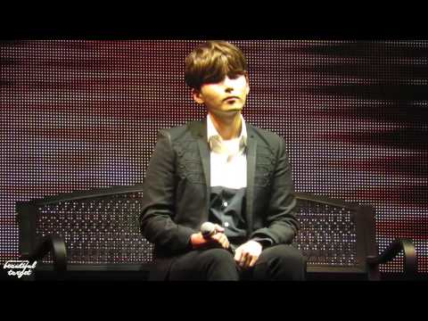 [HD] 150503 Super Show 6 Jakarta - Ryeowook Solo (Bunga Terakhir)