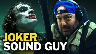 Joker Sound Guy | Kevin James