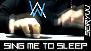 Sing Me To Sleep - Alan Walker - Pen Tapping cover by Seiryuu