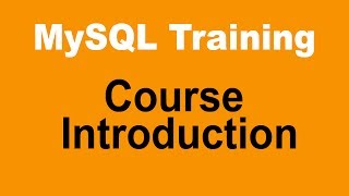 MySQL Tutorial for Beginners - Part 1 - Introduction to MySQL and Database