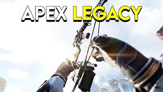 They Added a Bow to Apex Legends! | Apex Legacy Update