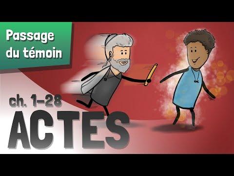 Les Actes des Apôtres (2)