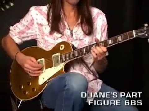 dickie betts son duane show how to play jessica youtube. Black Bedroom Furniture Sets. Home Design Ideas