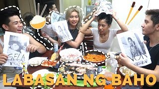 WHO'S MOST LIKELY TO + KBBQ MUKBANG + GIVEAWAY!!! (DATE WITH THE SQUAD)