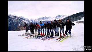 Snowfall in Auli 2019 | Auli Uttarakhand |  Place to Visit in Auli