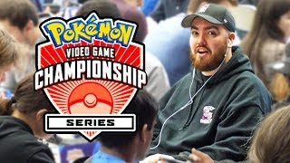 I Flew to SWEDEN for a Competitive Pokemon Tournament
