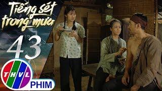 THVL | Tiếng sét trong mưa - Tập 43[5]: Bà Bình nhìn vết thương của Hải mà xót xa