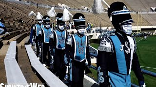 Jackson State JSettes and Band Marching In? - 2021 Edward Waters game