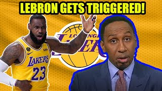 Lebron James BLASTED critics of Lakers moves and deletes tweet like a COWARD!