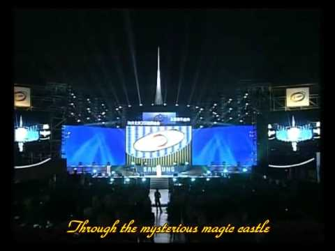 Magic Castle (Mandarin Version) - Zhang Li Yin (live) with English Translation
