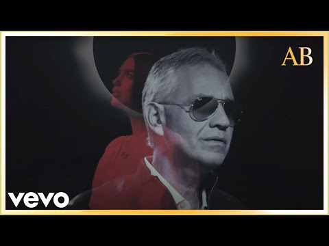 Andrea Bocelli - If Only ft. Dua Lipa (Official Musci Video)