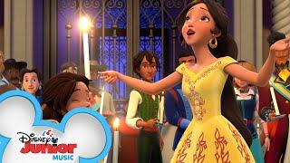 Let Love Light The Way | Elena of Avalor | Disney Junior