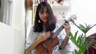 MƯỢN RƯỢU TỎ TÌNH ukulele cover