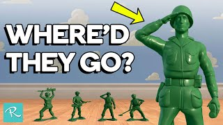 WHAT HAPPENED TO SARGE? Where Did The Green Army Men Go in Toy Story 3? | Pixar Theory | Rotoscopers
