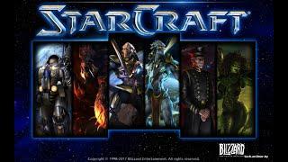 Starcraft: прохождение на лицензии часть 1.1