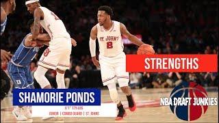 2019 NBA Draft Junkies Profile   Shamorie Ponds - Offensive Strengths