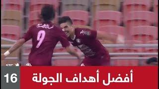 أجمل أهداف (الجولة 16) من الدوري السعودي -