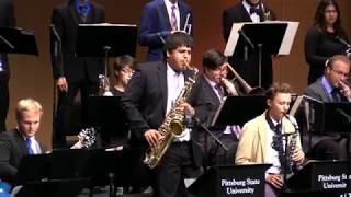 '2017 Fall Concert - Pittsburg State Jazz Ensemble