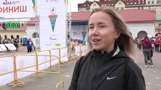 Мария Костина прокомментировала свою победу на «Цветочном забеге»