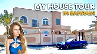MY HOUSE TOUR IN BAHRAIN | IVANA ALAWI