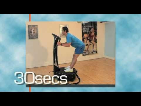 Stretch Exercises For The Vibration Plate