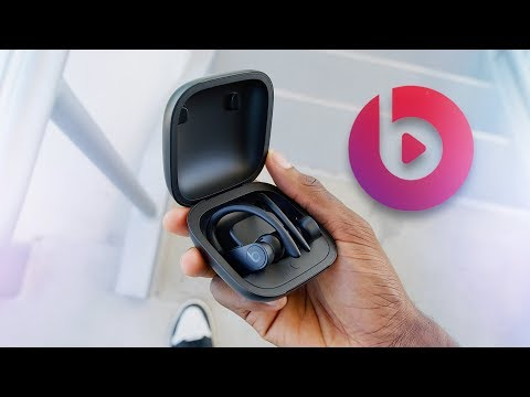 video Powerbeats Pro Wireless Earphones: A Complete Review