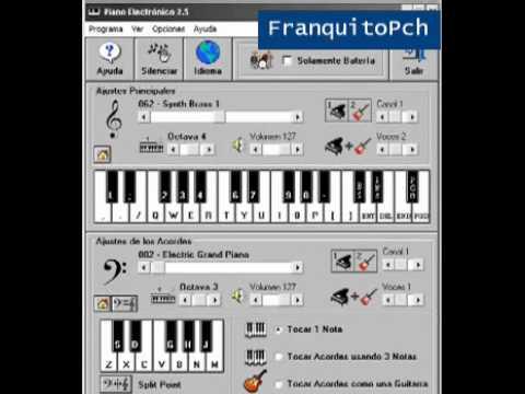 Intro - La Liga | Piano Electronico 2.5