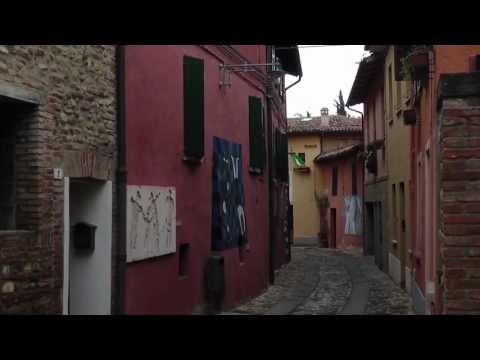 Segnoesuono - Alle porte dell'estate - Dozza, art on the walls