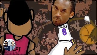 Story Time With Jalen Rose: Kobe Bryant scores 81 points against the Raptors