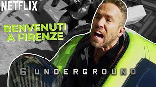 6 Underground   Benvenuti a Firenze   Netflix