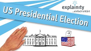 US Presidential Election explained (explainity® explainer video)