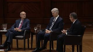 HLS in the World (Opening Ceremony):  Conversation with Six Supreme Court Justices