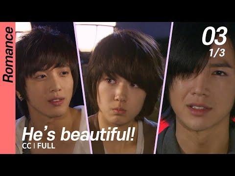 [CC/FULL] He's beautiful! EP03 (1/3) | 미남이시네요